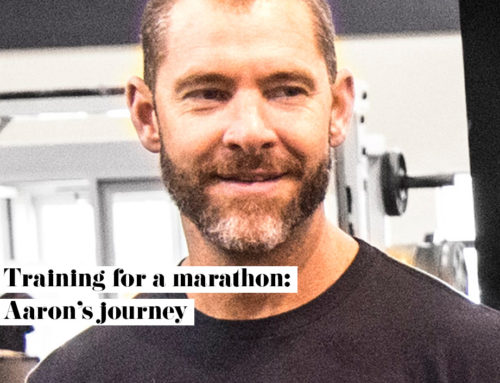 Training for a Marathon: Aaron's Journey (Part 2)